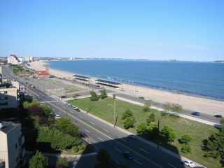 Ocean Gate Tower Condos, Revere Beach, MA - The view